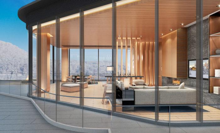 Skye Niseko - Luxury Niseko Resort Hotel Penthouse