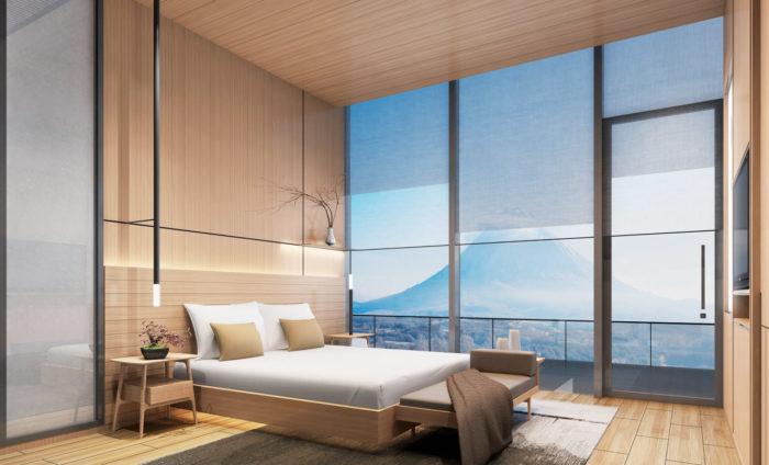 Skye Niseko - Luxury Niseko Resort Hotel Bedroom
