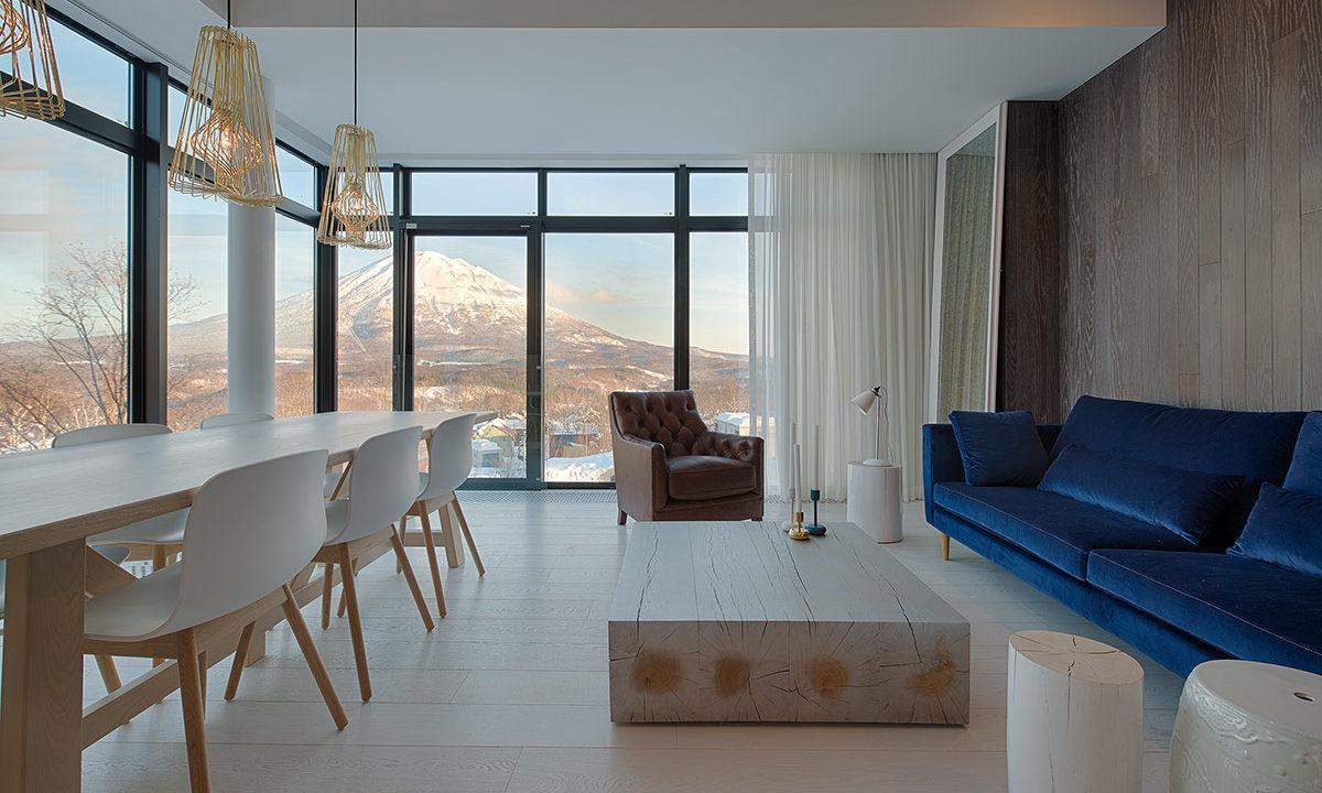 The Loft Niseko Penthouse – 2014 Glen Claydon Photography
