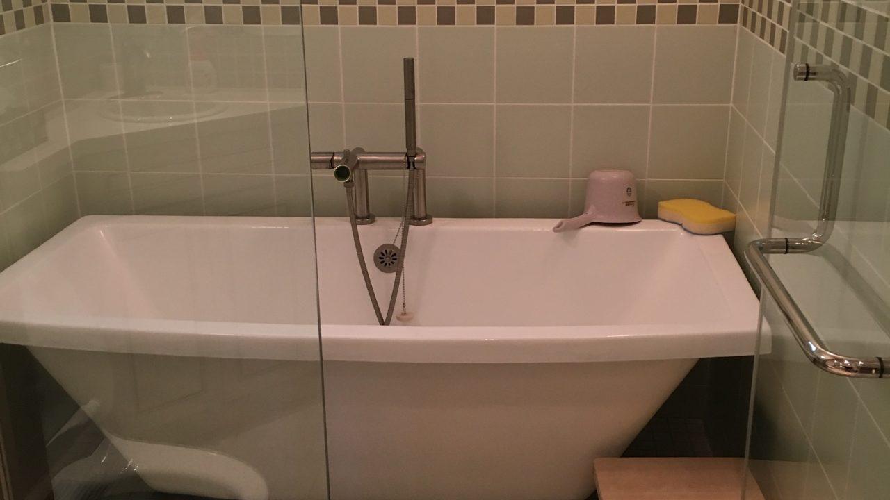 Niseko Realty Harmony House Real Estate 2nd Bathroom Niseko Property
