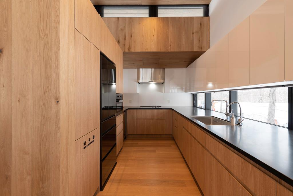 Hanaridge House 1 Niseko Realty Park Hyatt