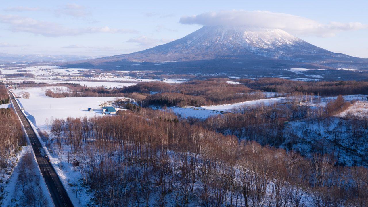 Hanaridge Yotei Winter Web