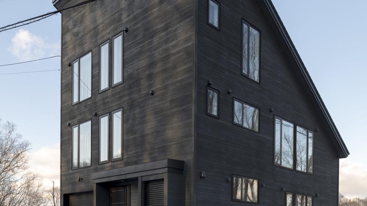 Niseko Realty Hanazono Ridge House 1