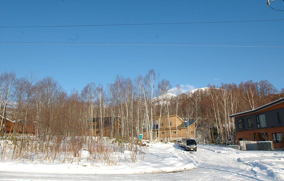 Higashiyama villa site 3