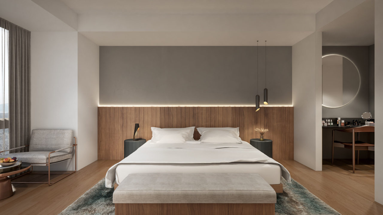 Yotei 3beds 03 master bed
