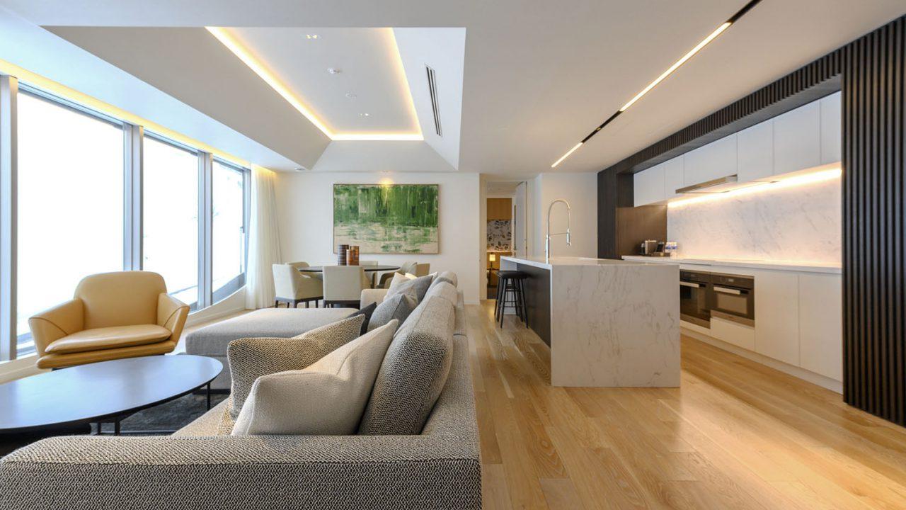 Skye 605 606 living kitchen