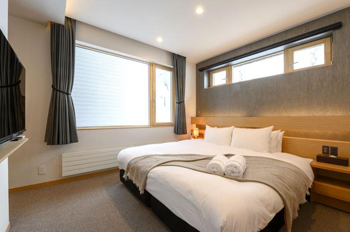 Hachiko Villa bedroom 2