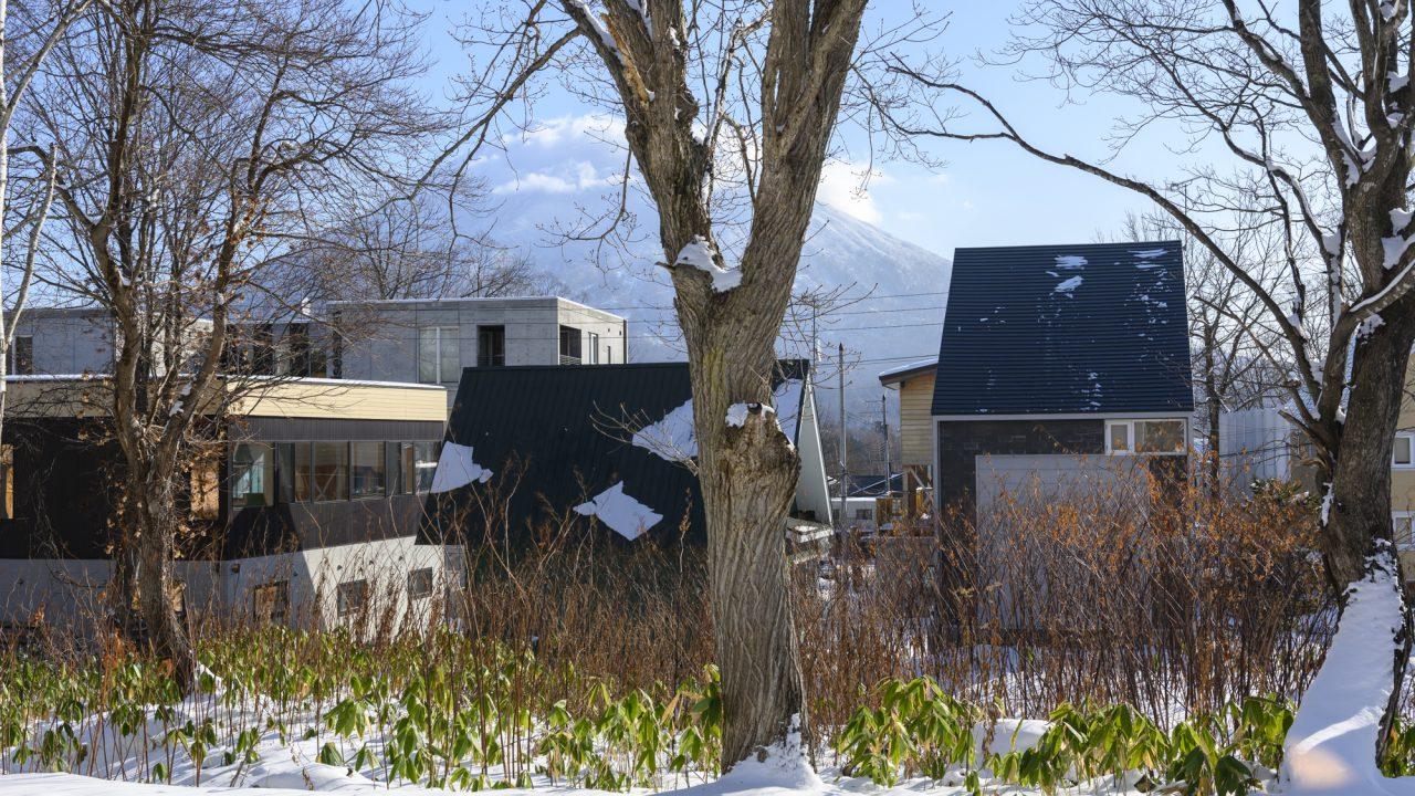 Niseko Real Estate Niseko Realty Hirafu Land 2