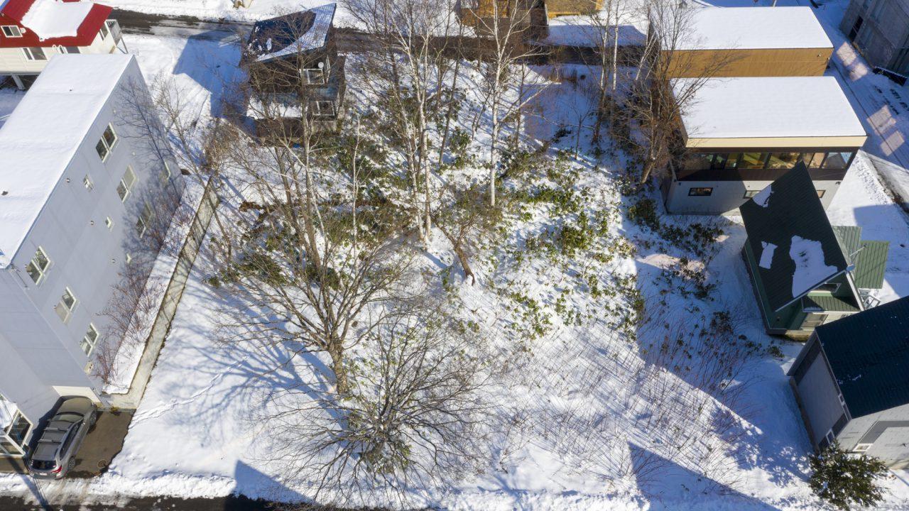 Niseko Real Estate Niseko Realty Hirafu Land 7