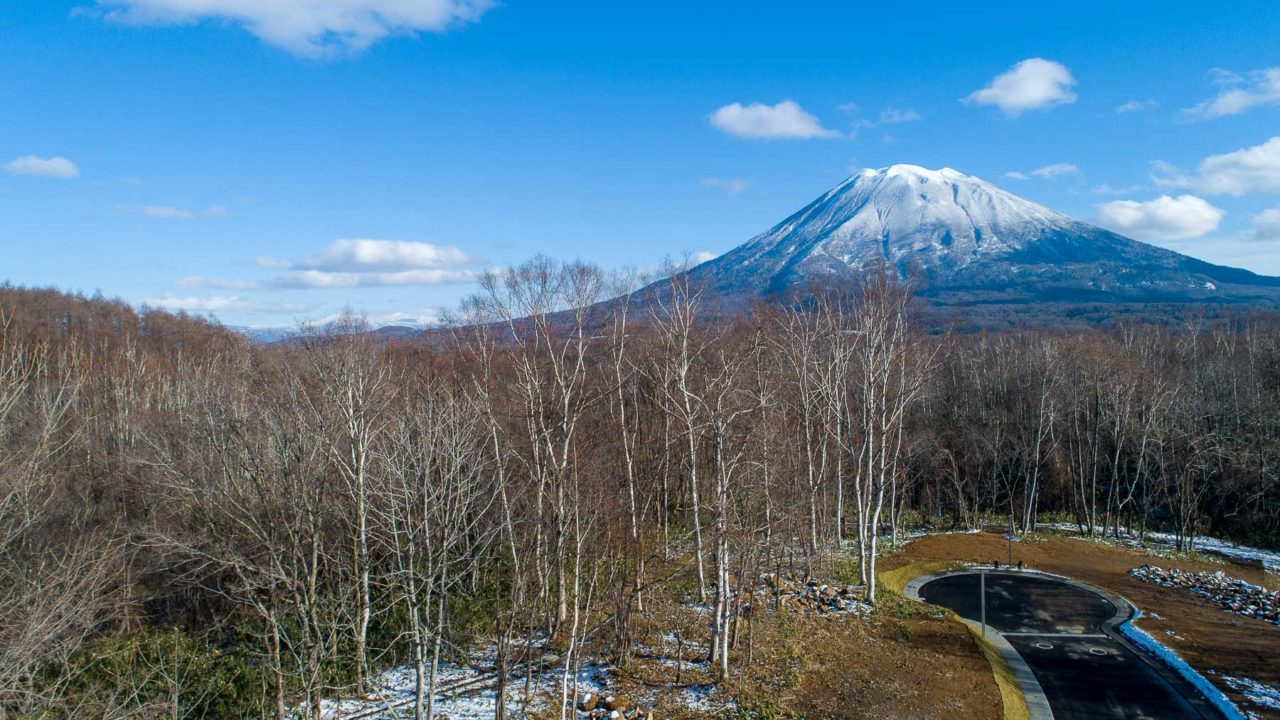 Niseko Realty Drift Hirafu Land