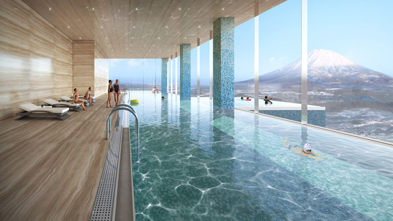 New World Le Plume Resort by Rosewood Pool