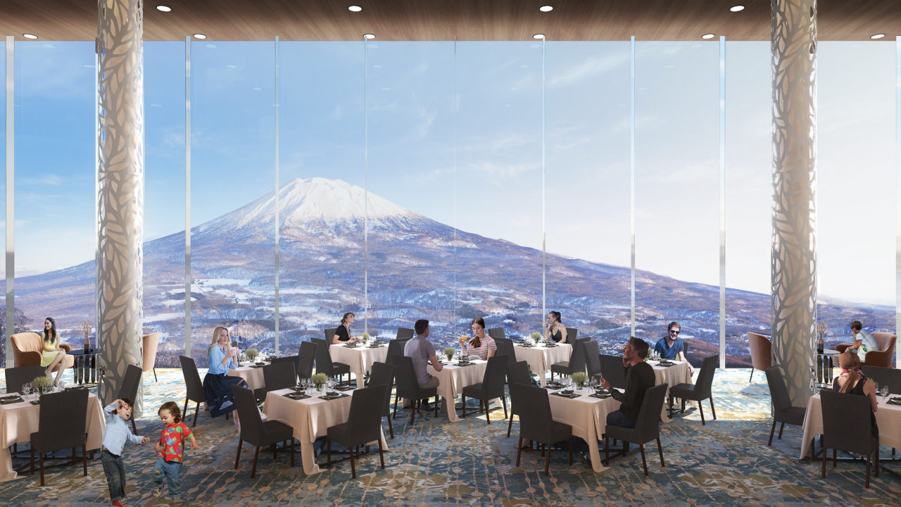 New World Le Plume by Rosewood Restaurant