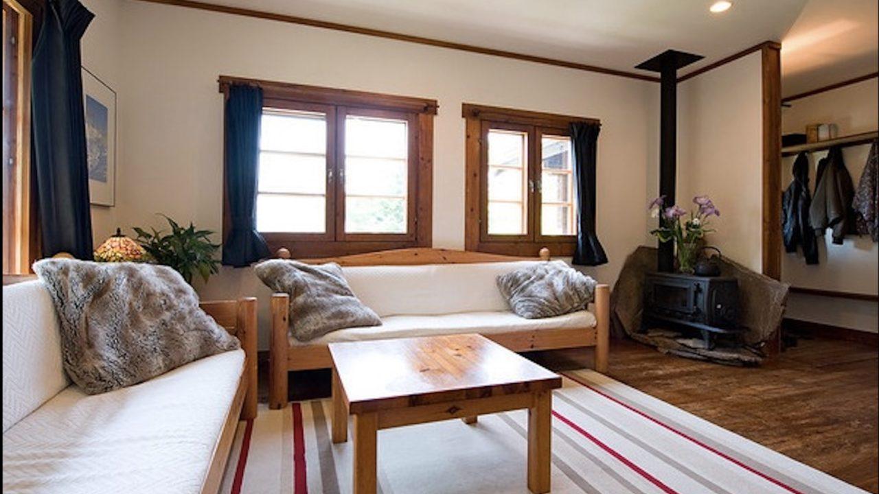 Niseko Realty Wanaka Log House Niseko 1