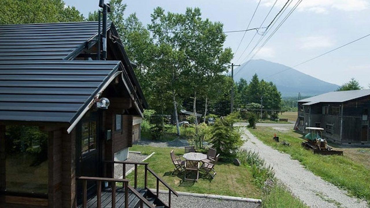 Niseko Realty Wanaka Log House Niseko 10