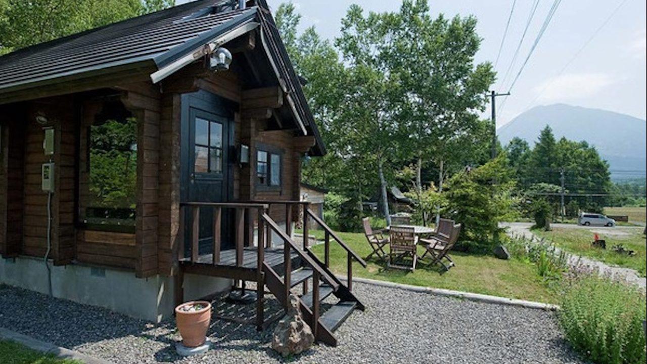 Niseko Realty Wanaka Log House Niseko 7