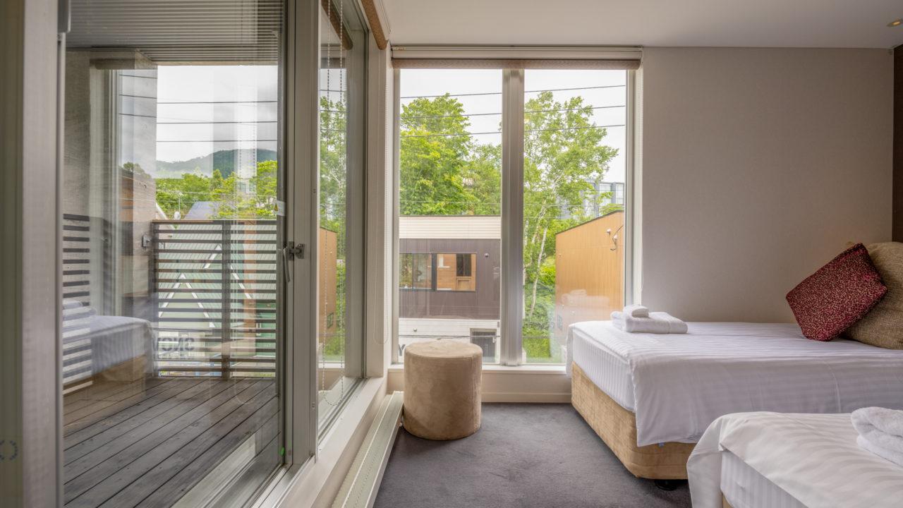 Kisetsukan Niseko Property Niseko Realty Bedroom
