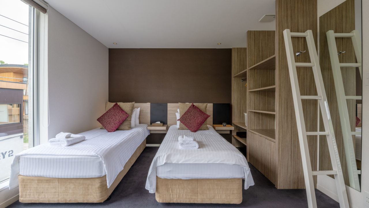 Kisetsukan Niseko Property Niseko Realty Bedroom 2