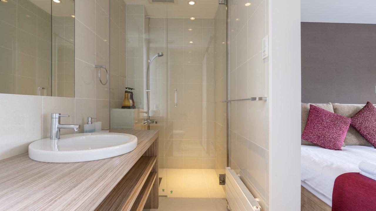 Kisetsukan Niseko Property Niseko Realty Master Bathroom