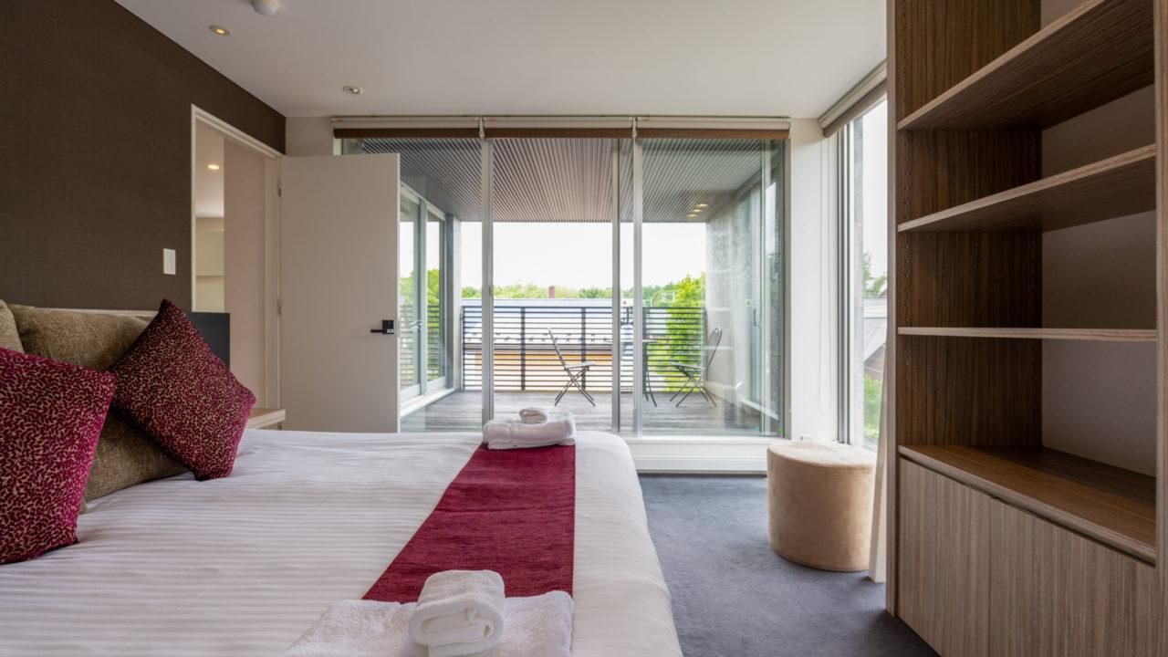 Kisetsukan Niseko Property Niseko Realty Master Bedroom